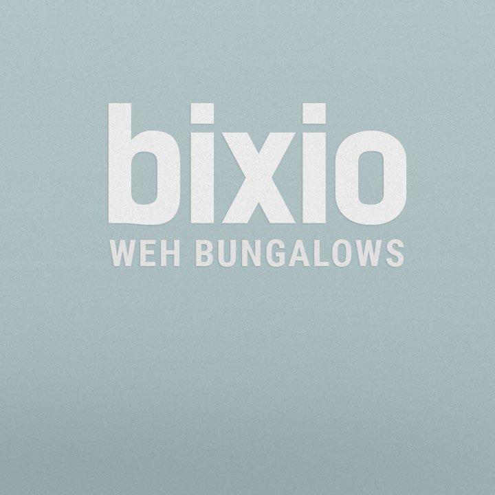 Bixio Weh bungalows · Koimakoi · Serena Perrotta · Diseño gráfico, web design & photography