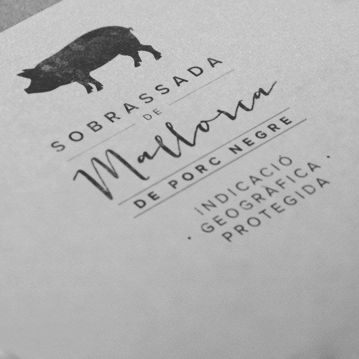 Sobrassada de Mallorca · Koimakoi · Serena Perrotta · Diseño gráfico, diseño web y fotografía