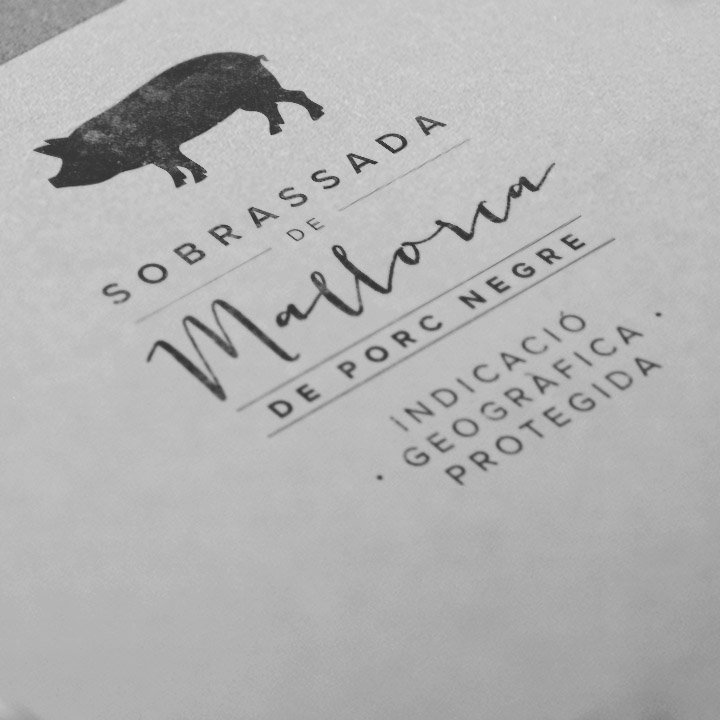 Sobrassada de Mallorca · Koimakoi · Serena Perrotta · Graphic, web design e fotografia