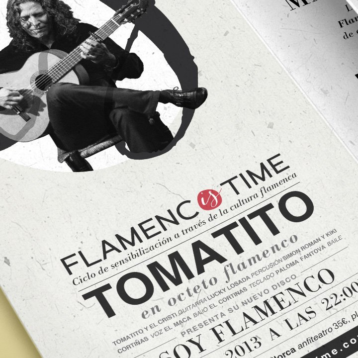 Flamenco is time